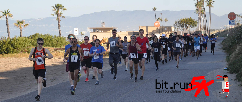 AIAS Foundation bit.Run 5k