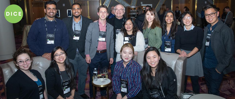 Scholars at D.I.C.E. Summit 2019