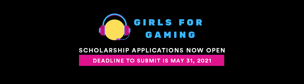 Girls for Games Scholarship Application Form