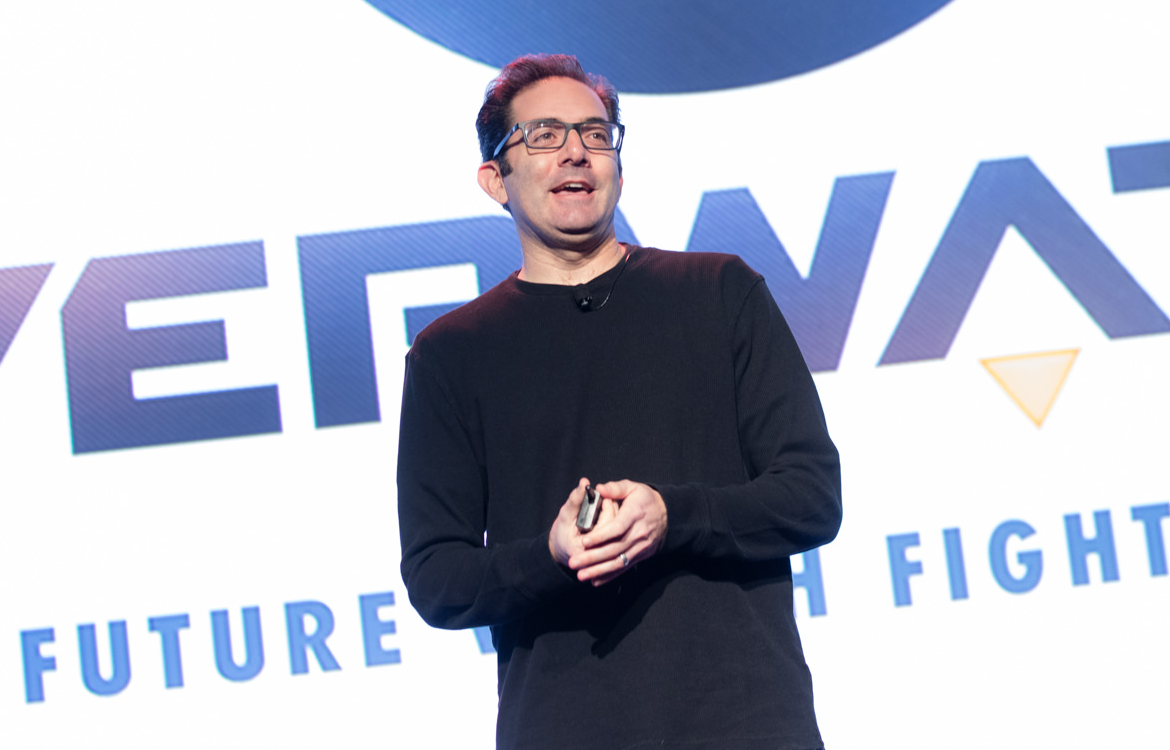Jeff Kaplan at D.I.C.E. Summit 2017