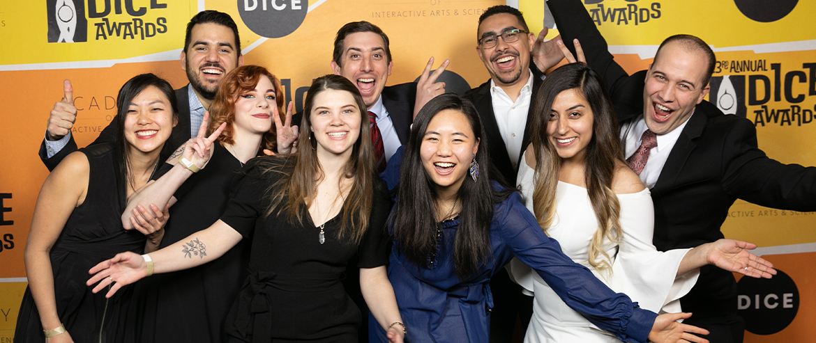 AIAS Foundation Scholarships: 2020 Scholars at DICE Summit
