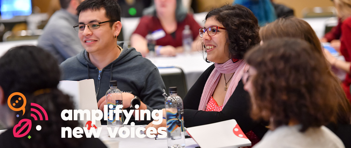 Amplifying New Voices